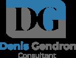 Denis Gendron Consultant Logo